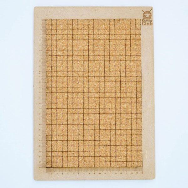 Macrame-crafting board TKC | The Knitting Club