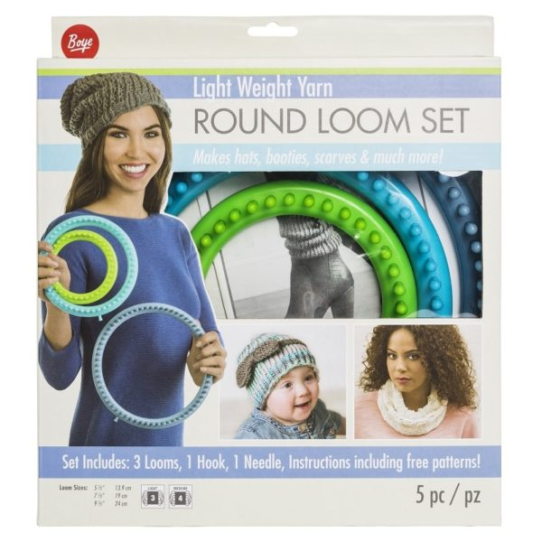 Circular Fine Loom Set-Boye | The Knitting Club