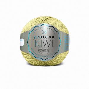Zealana Kiwi Fingering Weight | The Knitting Club