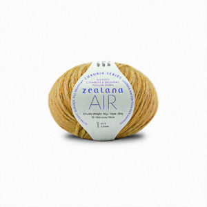 Zealana Air Chunky Weight | The Knitting Club