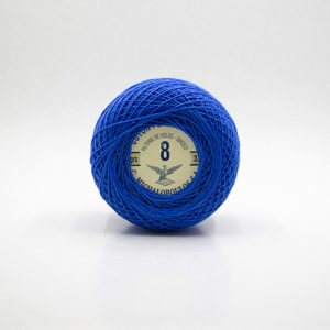 Αετός Cotton Perle Πελότα No 8/2   The Knitting Club