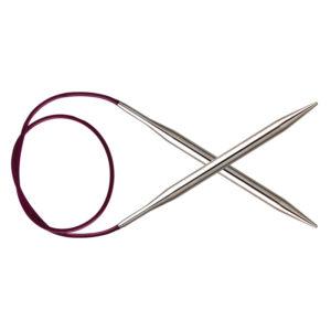 Fixed circular needles KnitPro-Nova Metal | The Knitting Club