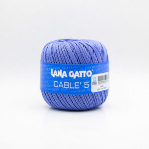 Lana Gatto Cable 5 | The Knitting Club
