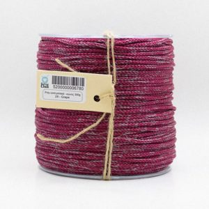 Poly cord printed - κώνος 300g | The Knitting Club