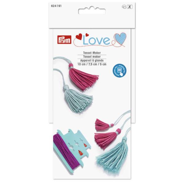 Σετ για φούντες - Prym Love   The Knitting Club