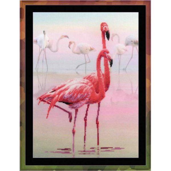 Riolis - Flamingo - 0012 PT | The Knitting Club