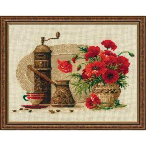Riolis - Coffee - 1121 | The Knitting Club