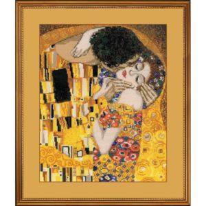 Riolis - Το Φιλί του Γκούσταβ Κλιμτ - 1170 | The Knitting Club
