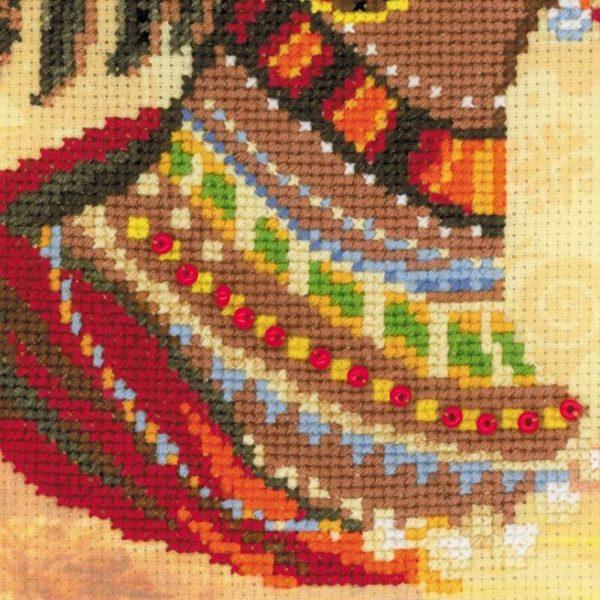 Riolis - Πριγκήπισσα της Αφρικής - 0047 PT | The Knitting Club