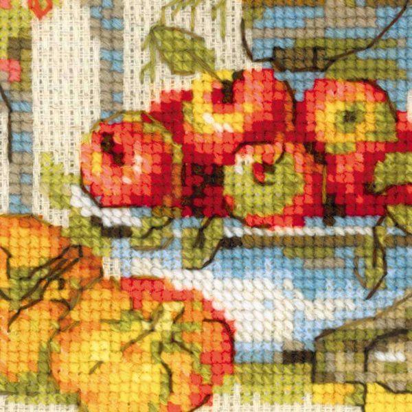 Riolis - Εξοχικός Κήπος. Φθινόπωρο - 1657 | The Knitting Club