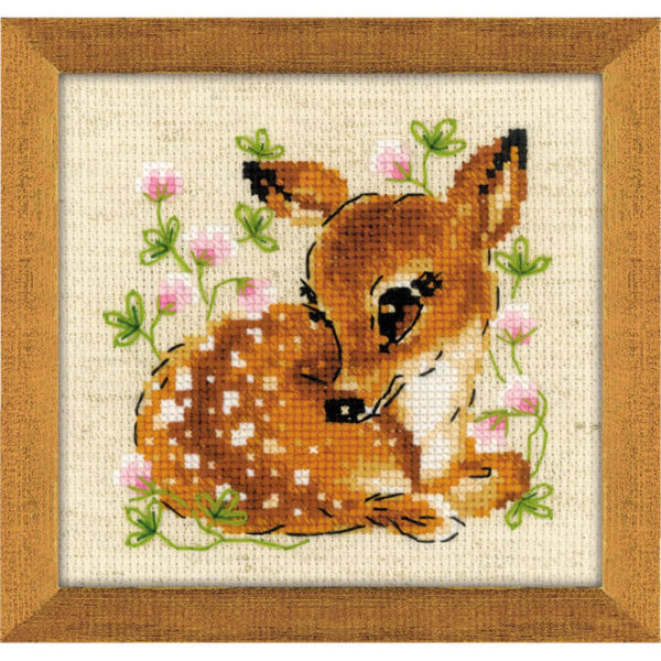 Riolis - Μικρό ελάφι - 1777 | The Knitting Club