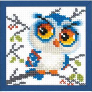 Riolis- Κουκουβάγια - 1784 | The Knitting Club