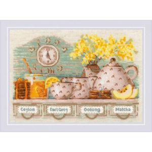 Riolis - Tea Time - 1873 | The Knitting Club