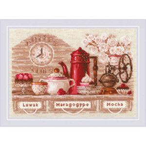 Riolis - Coffee Time - 1874 | The Knitting Club
