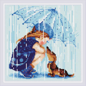 Riolis - Κάτω απ'την ομπρέλα DM - AM0023 | The Knitting Club