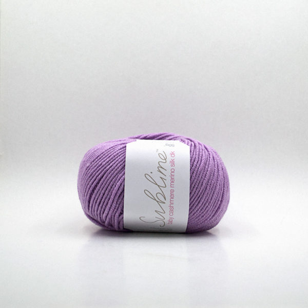 Sublime Baby Cashmere Merino Silk DK | The Knitting Club
