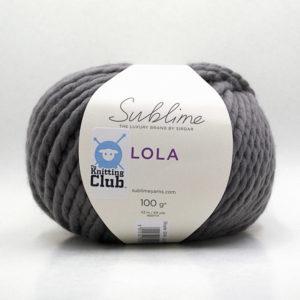 Sublime Lola   The Knitting Club