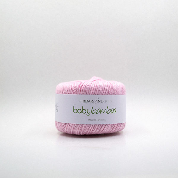 Snuggly Baby Bamboo DK | The Knitting Club