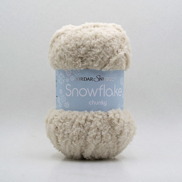 Snuggly Snowflake Chunky | The Knitting Club