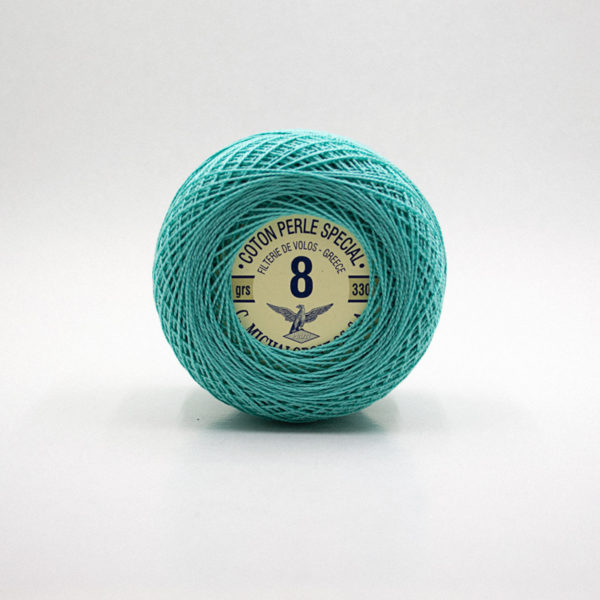 Αετός Cotton Perle Πελότα No 8/2 | The Knitting Club