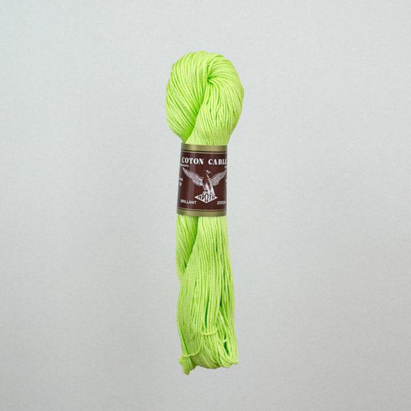 Αετός Cotton Cable Τσιλές No 8/2x4   The Knitting Club