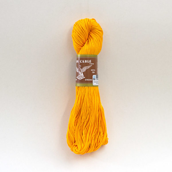 Αετός Cotton Cable Τσιλές No 8/2x4 | The Knitting Club