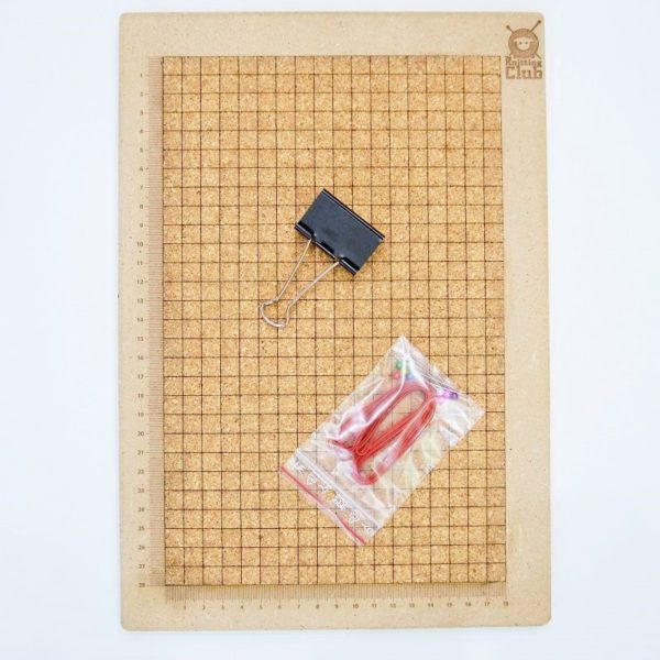 Macrame-crafting board TKC