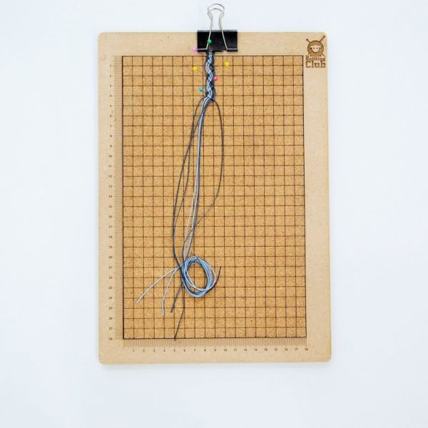 Macrame-crafting board TKC