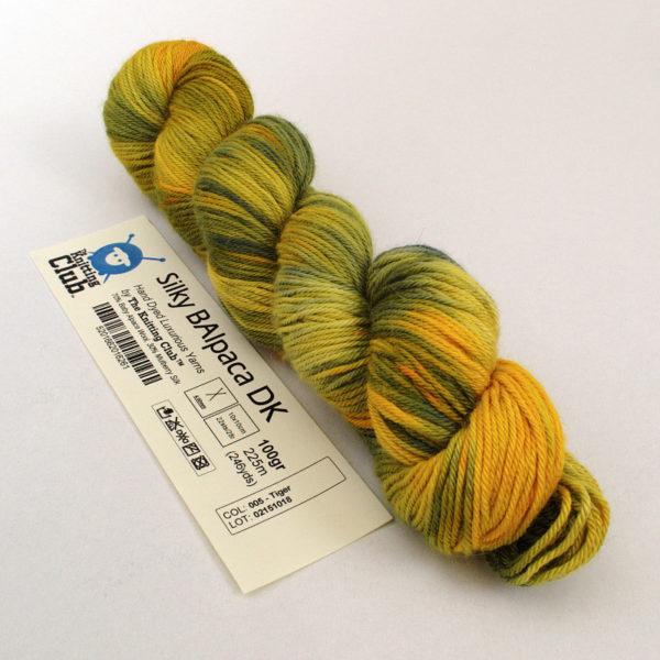 TKC - Silky BAlpaca DK - Hand-dyed | The Knitting Club