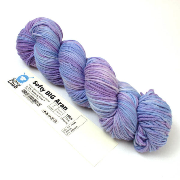 TKC - Softy BIG Aran - Hand-dyed | The Knitting Club
