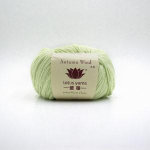 Lotus Autumn Wind | The Knitting Club