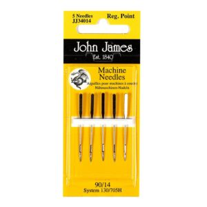 John James Needles - Βελόνες ραπτομηχανής - Γενικής χρήσης - Νο 90/14   The Knitting Club