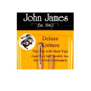 John James Needles - Deluxe Knitters Needles | The Knitting Club