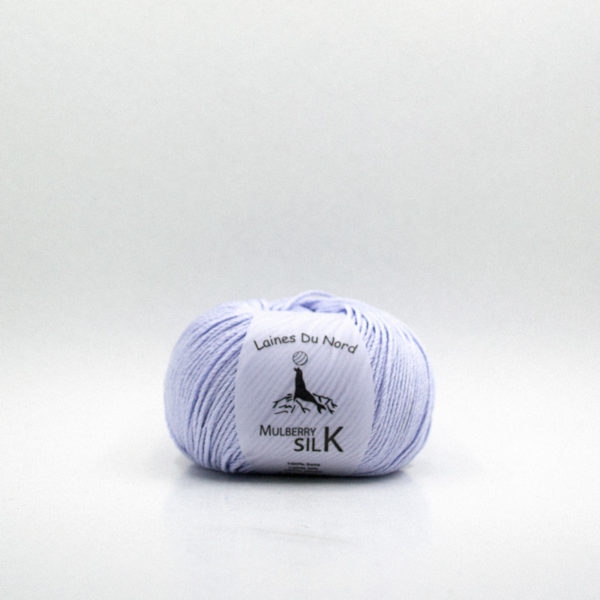 Laines du Nord Mulberry Silk | The Knitting Club