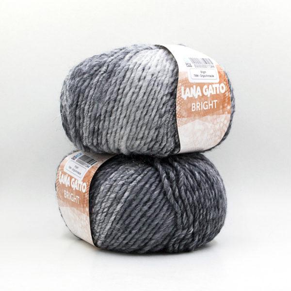 Lana Gatto Bright | The Knitting Club