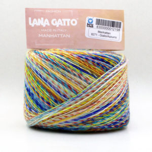 Lana Gatto Manhattan | The Knitting Club