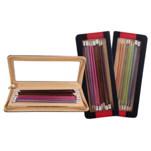 Σετ ίσιες βελόνες 40cm KnitPro-Zing | The Knitting Club
