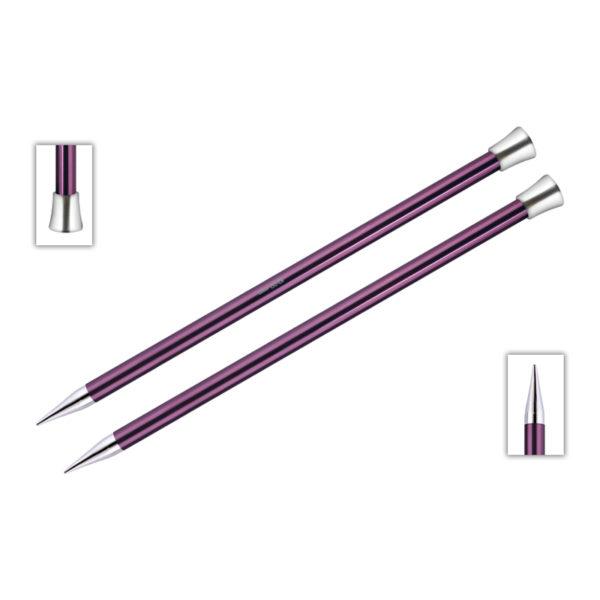 Βελόνες ίσιες KnitPro-Zing | The Knitting Club