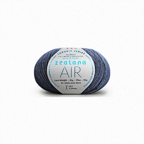 Zealana Air Lace Weight | The Knitting Club