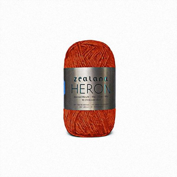 Zealana Heron Worsted Weight | The Knitting Club