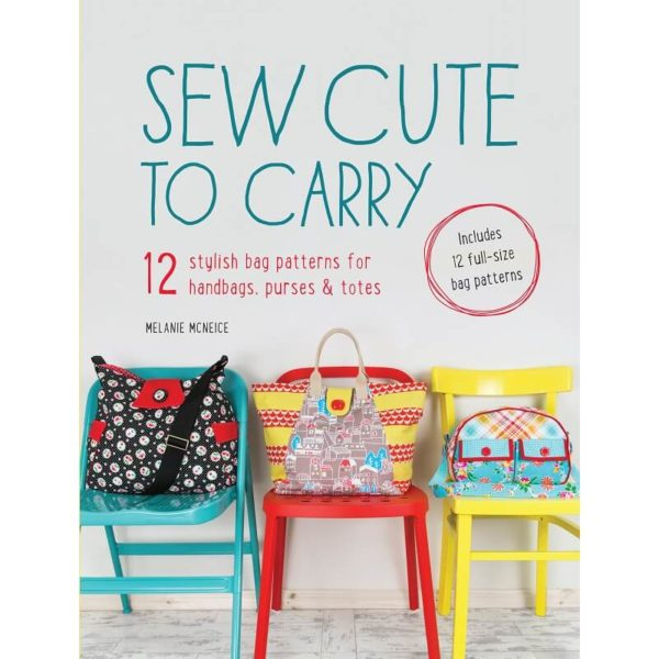 Sew Cute to Carry, by Melanie McNeice | The Knitting Club