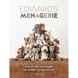 Edward's Menagerie, by Kerry Lord | The Knitting Club