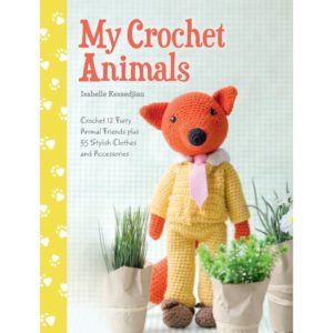 My Crochet Animals, της Isabelle Kessdjian | The Knitting Club