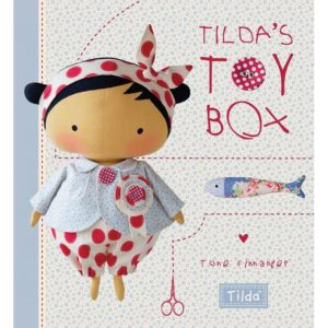Tilda's Toy Box, της Tone Finnanger | The Knitting Club