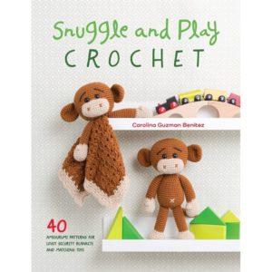 Snuggle and Play Crochet, της Carolina Guzman Benitez | The Knitting Club