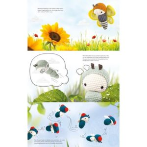 Lalylala's Beetles Bugs and Butterflies, by Tresselt Lydia | The Knitting Club