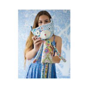 Tilda Sunshine Sewing, της Tone Finnanger | The Knitting Club