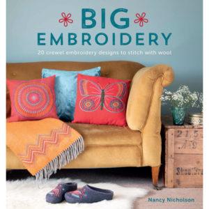 Big Embroidery, της Nancy Nicholson | The Knitting Club