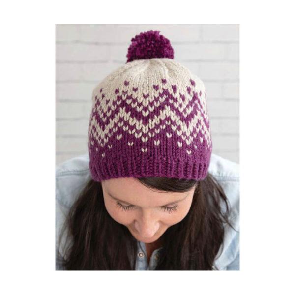 Beginner's Guide to Colourwork Knitting, της Ella Austin   The Knitting Club