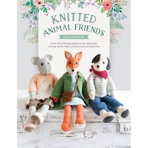 Knitted Animal Friends, της Louise Crowther | The Knitting Club